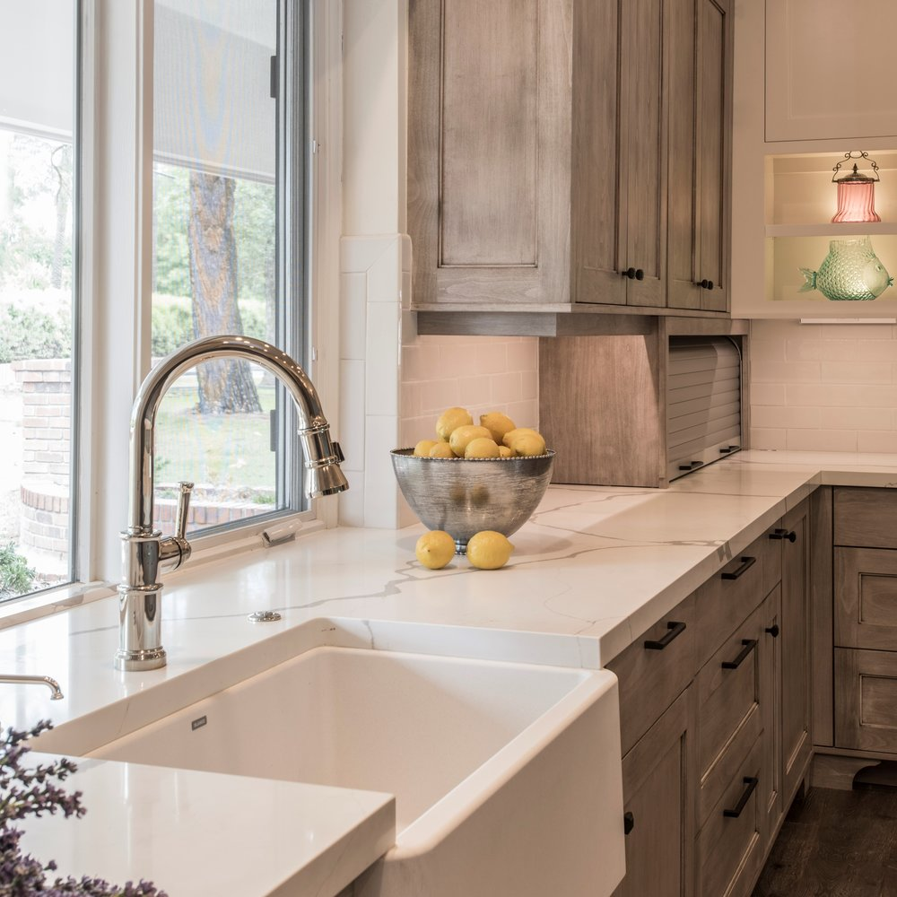 "KITCHEN CABINETS - You have been planning your dream kitchen for months if not years. Our kitchen cabinet projects and designers are here to inspire and guide you. McKenzie Architectural Kitchens wants to be your partner on your new kitchen journey. ""I am as passionate about your kitchen as you are, I promise. Let's build your dream together"" - D. McKenzie"