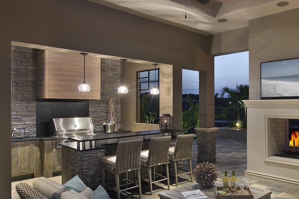 naturekast - Outdoor Kitchens… Perfecting the art of outdoor living.