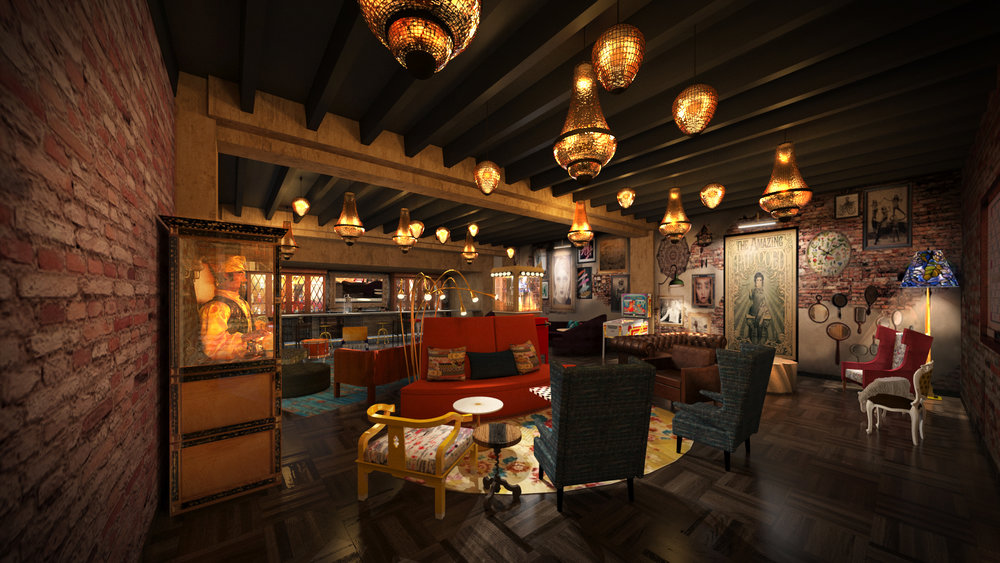 Rendering courtesy of Pacifica Hotels