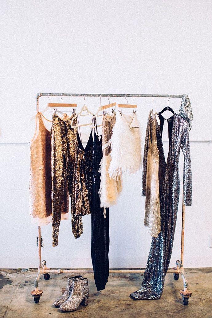 vanessa scott cardigans | Pinko cardigan | Shoptiques Bolero black | Adore Gradient Sequin bolero