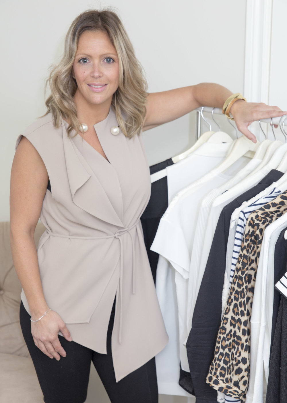 personal fashion stylist sharon warten