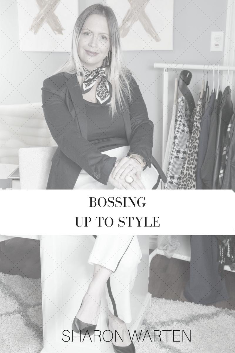 sharon warten personal fashion stylist