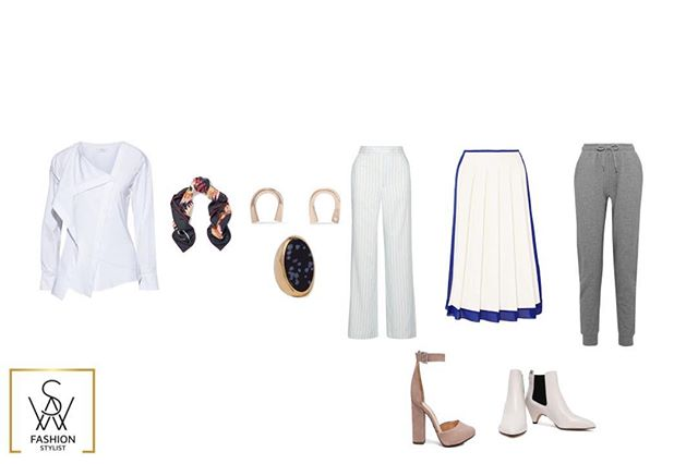 3 Ways to Wear!  I like Simple| Effortless | Easy. Sometimes stressing over what to wear becomes aggravating and it shouldn't. I tell clients to think about what makes them happy and feel their best. Often having less helps to make outfit planning easier. Let me help you take the ´´Annoying´´ out of getting dressed. Click link in bio. #themindfulstylist