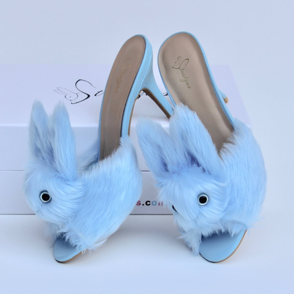 b45568d22f96 High Heel Bunny Slippers - Black. 167.99 227.99. sold out. IMG 0211 2.jpg  squared lightened color adjusted.jpg