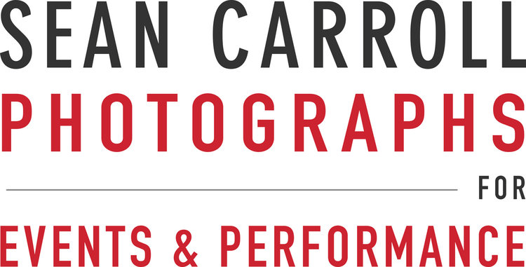 Sean Carroll Photographs, for Events and Performance