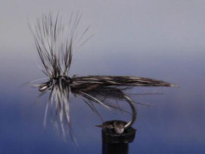 Little Black Stone tied by Tim Flagler