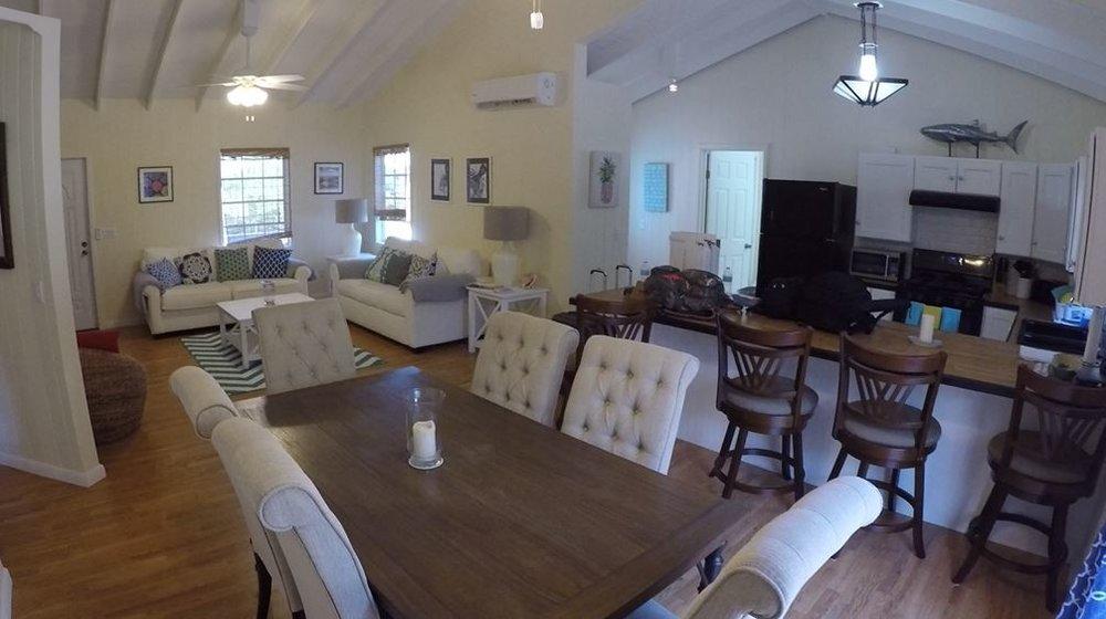 Serenity Cottage Living Room