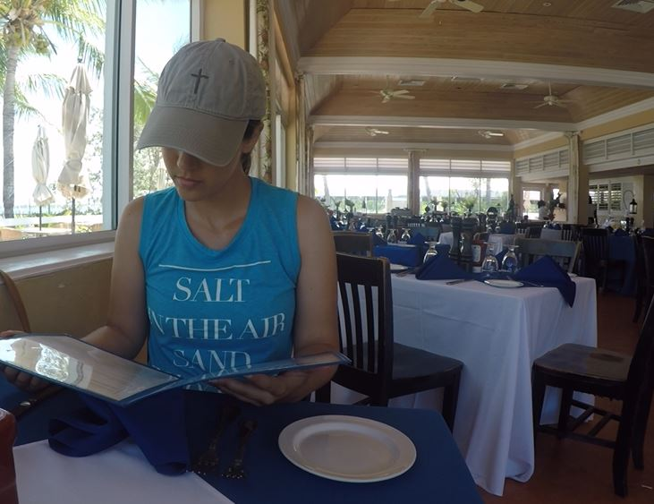 Abaco Beach Resort Anglers Restaurant