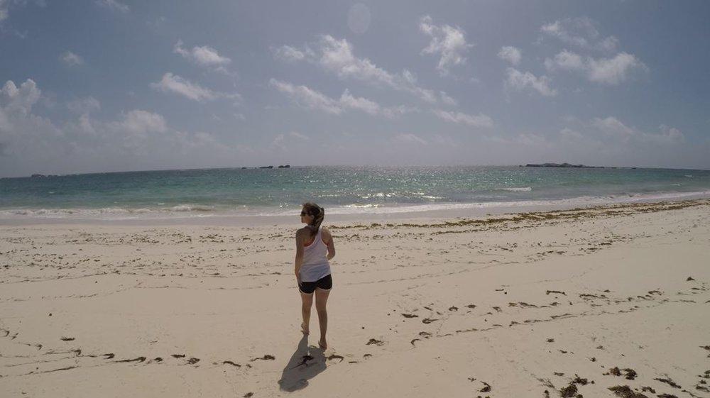 Crossing Rocks Beach