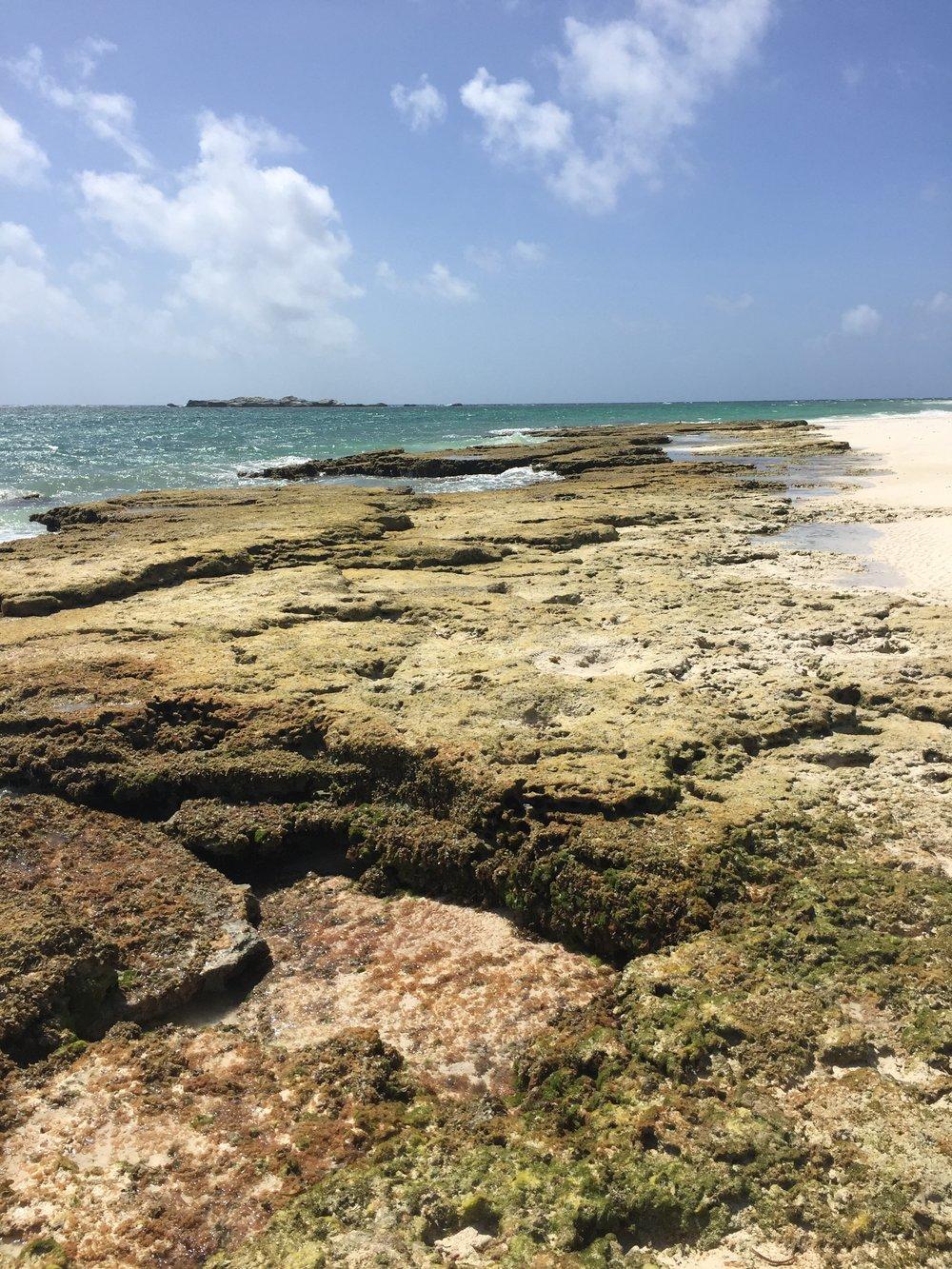 Crossing Rocks Beach Pools