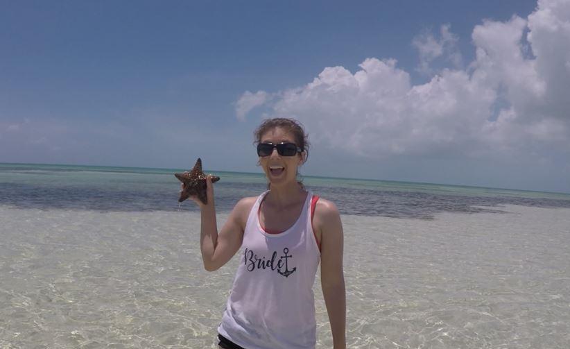 Sandy Point Starfish