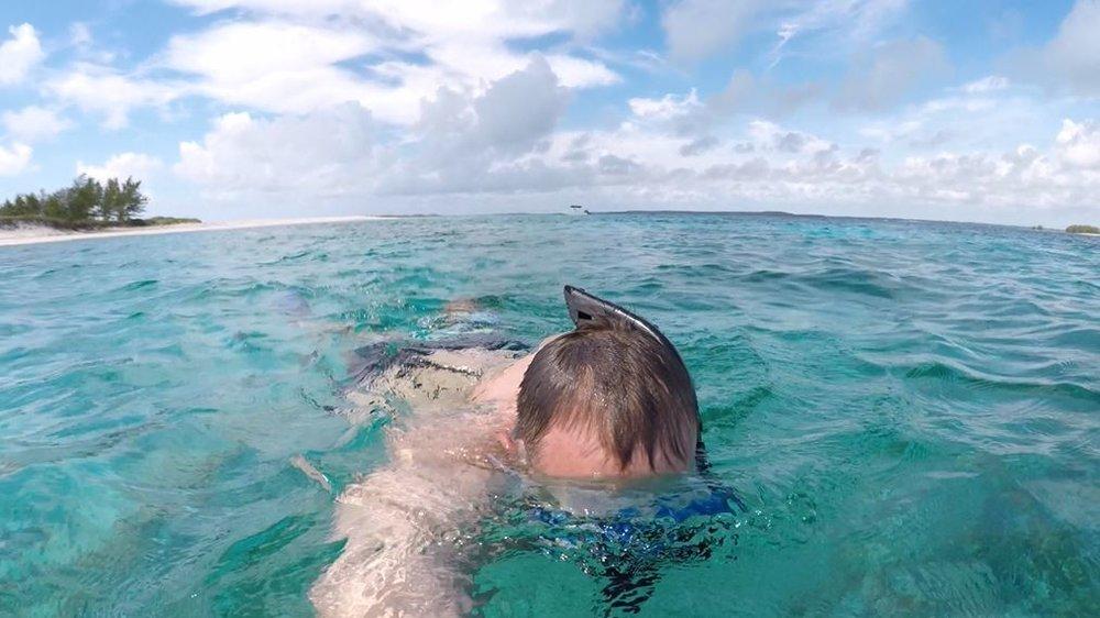 Pelican Cay Snorkeling