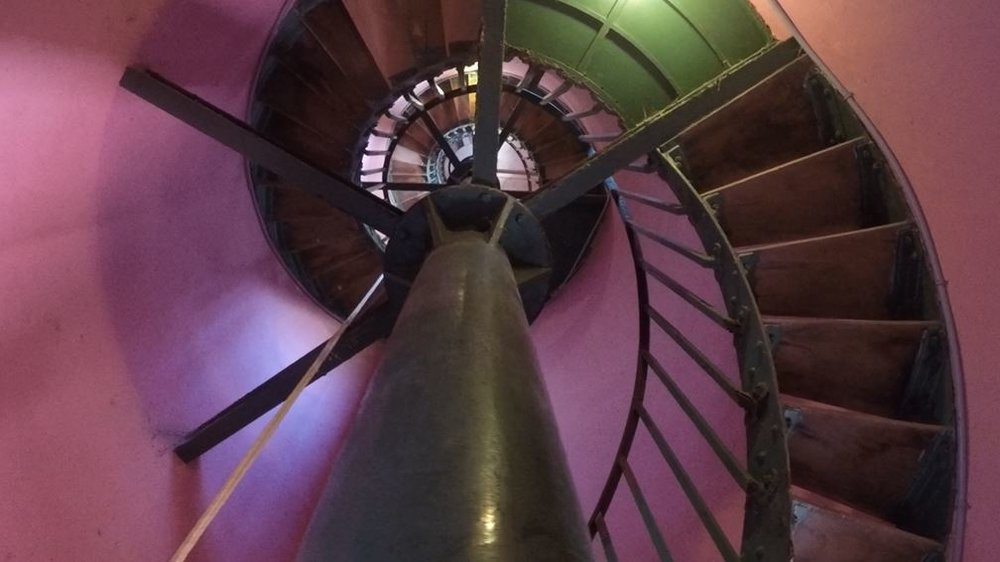 Elbow Cay Lighthouse Stairs