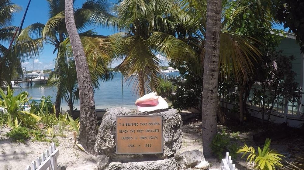 Elbow Cay Landmark