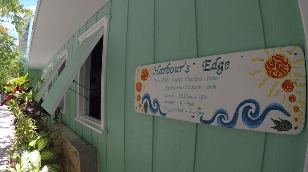Elbow Cay Harbors Edge Cafe