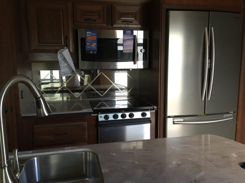 RV Kitchen_Before
