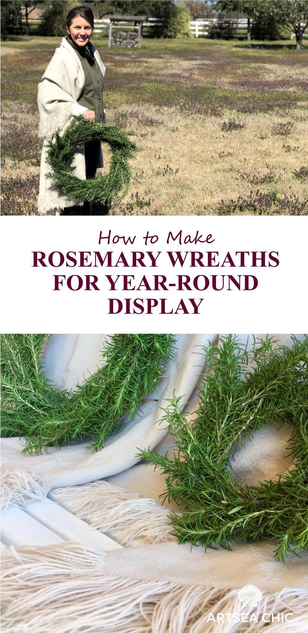 How to Make Rosemary Wreaths for Yearround Display.jpg