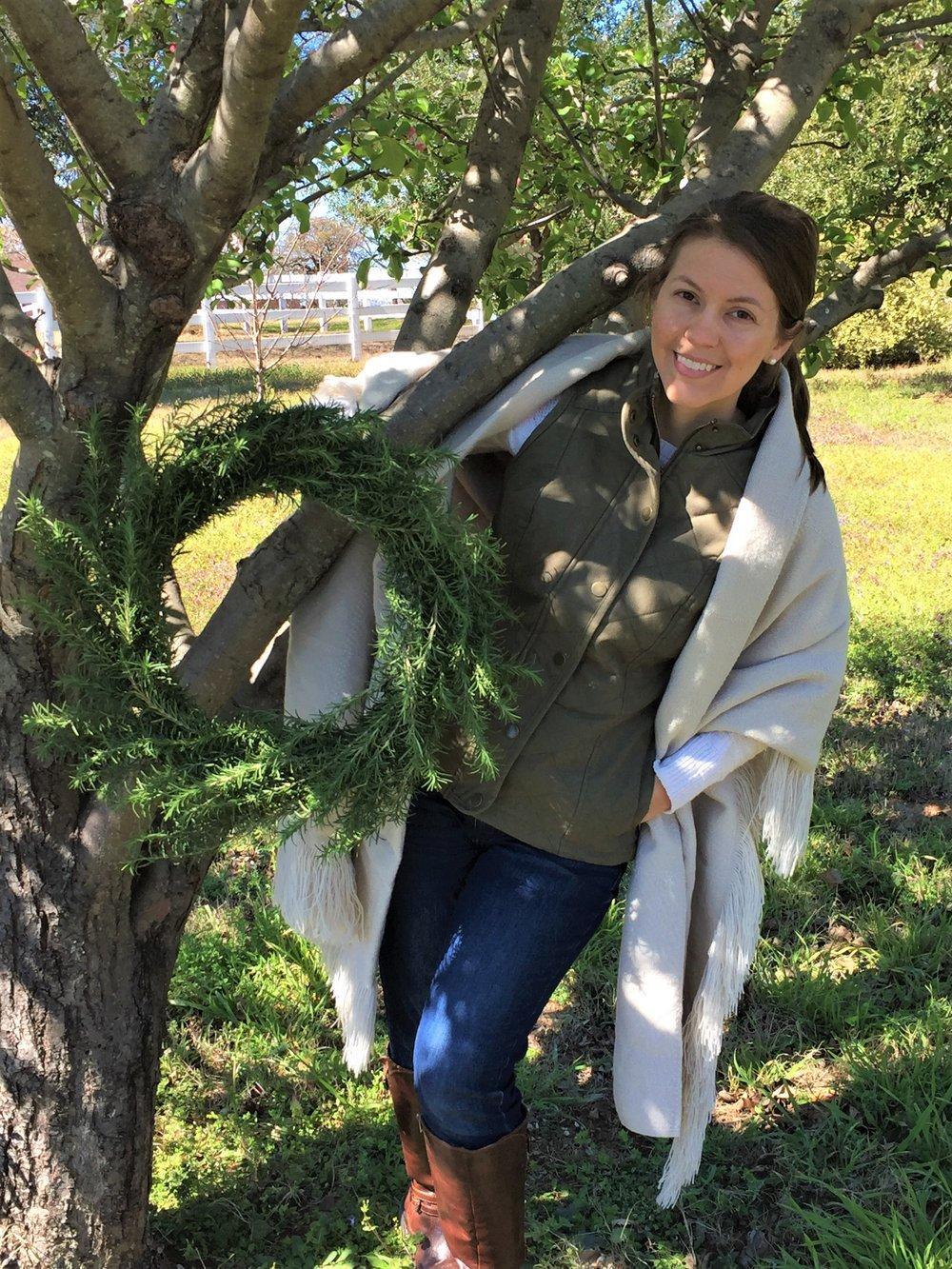 Rosemary Wreath Making.JPG