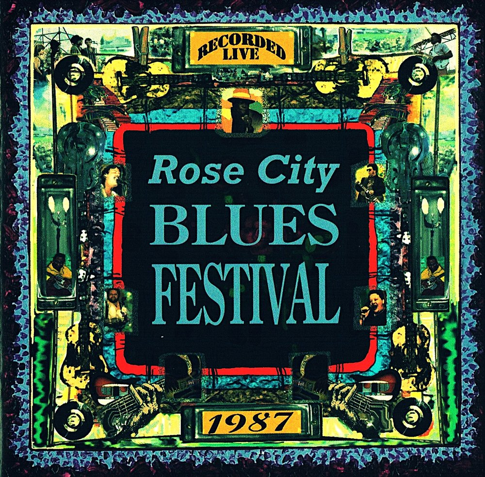 Various Artists, Rose City Blues Festival