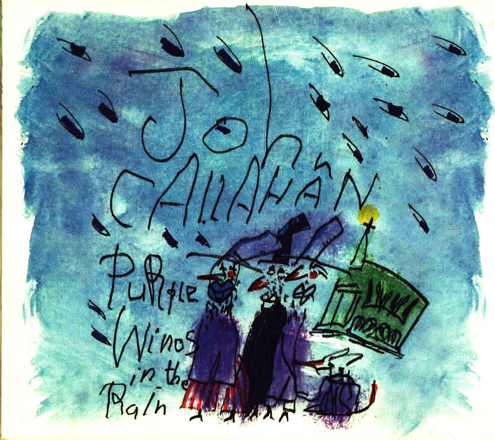 John Callahan, Purple Winos in the Rain