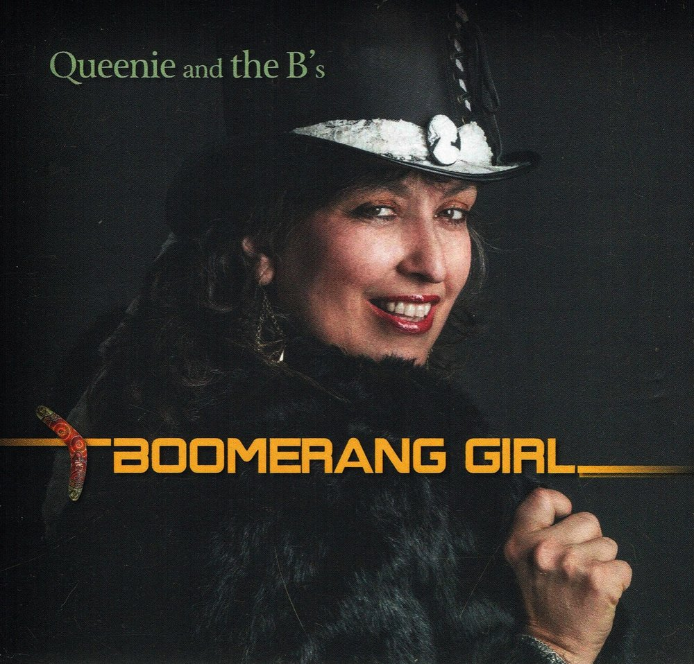 Queenie and the B's, Boomerang Girl