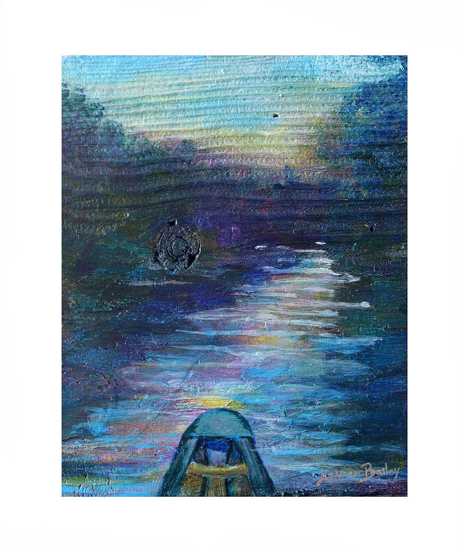 Cahaba River Canoe-dling