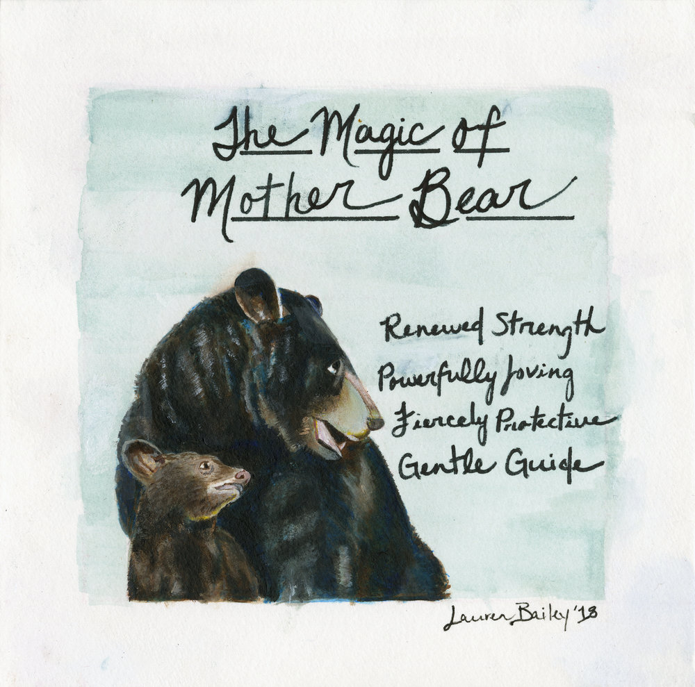 The Magic of Mother Bear