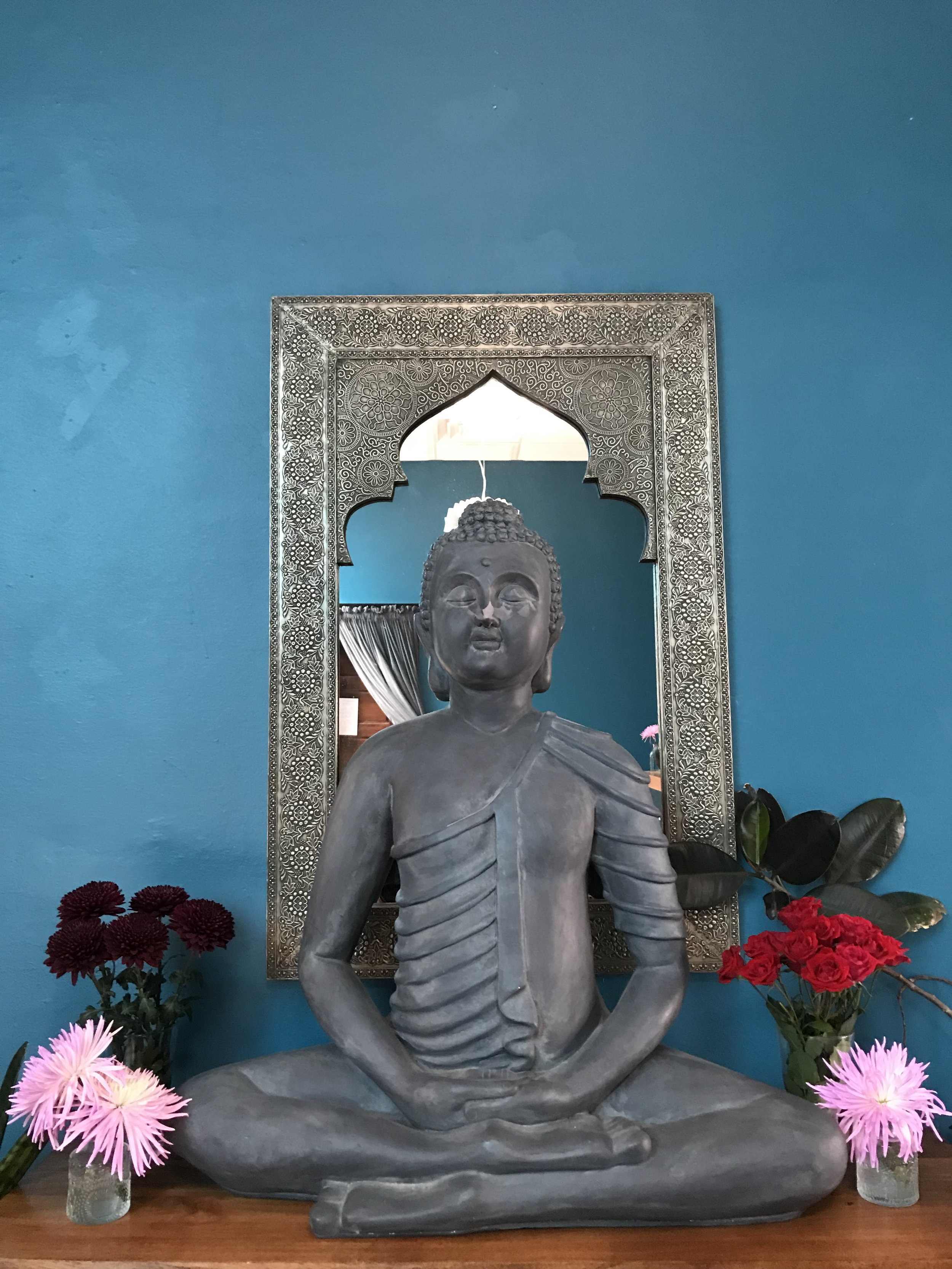 My Home Buddha-Kopf
