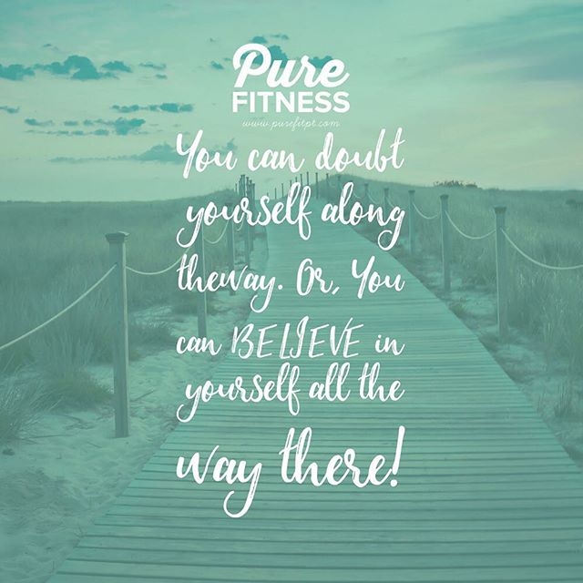 New blog post available 😁  Link in bio or copy and paste link below.  http://www.purefitpt.com/blog/2018/6/26/believe-in-yourself . . .  #fitness #believeinyourself #inspirationalquotes #motivation #blog #fitspiration #fit #yoga #happy #youcandoit #gameon