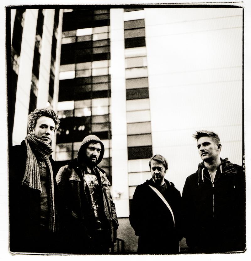 Adam, Gareth, Martyn, Josh. November 2013.