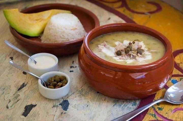 Ajiaco Con Pollo / Source:  Sabores de Mi Tierra Facebook