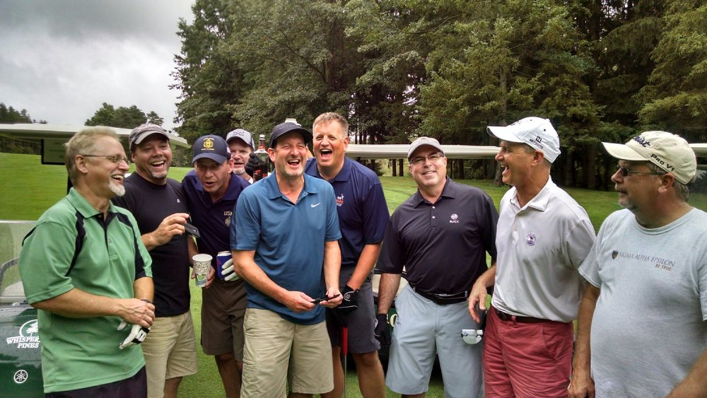 SAE Golf Outing, 9/17/2016