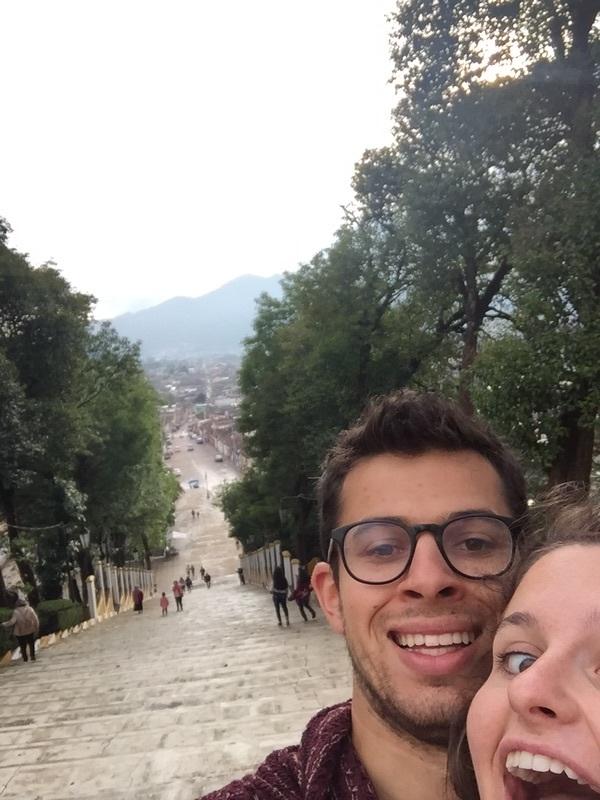 we had fun in mexico