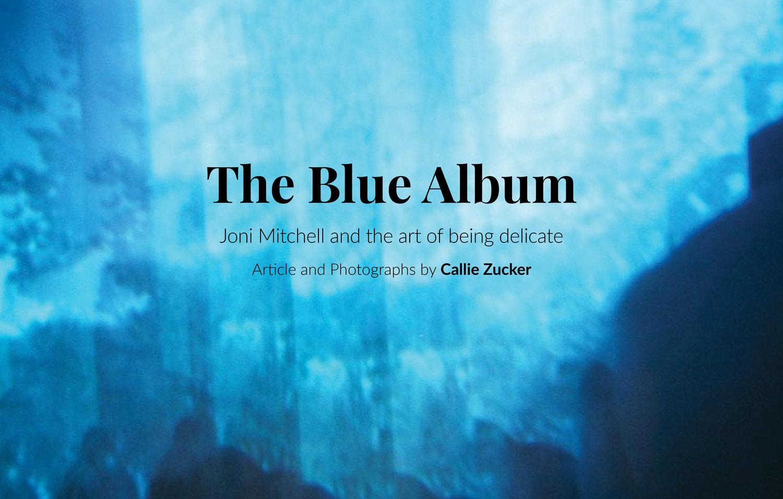 The Blue Album — Cipher