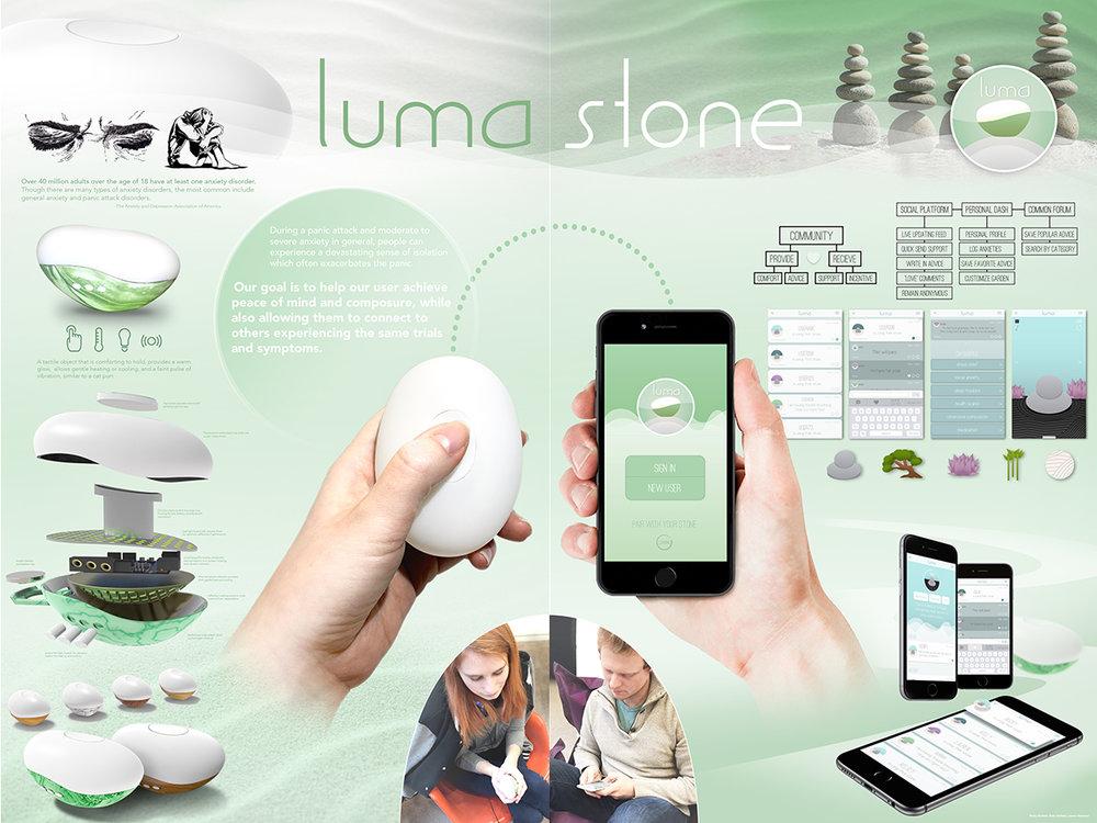 Luma Stone  by Kelly Barfield, Lauren Hennessy &Becky Roetker (2016)