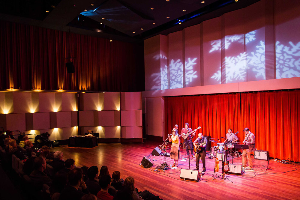 Max M. & Marjorie S. Fisher Music Center | The Cube
