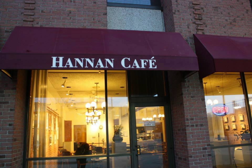 The Hannan Cafe