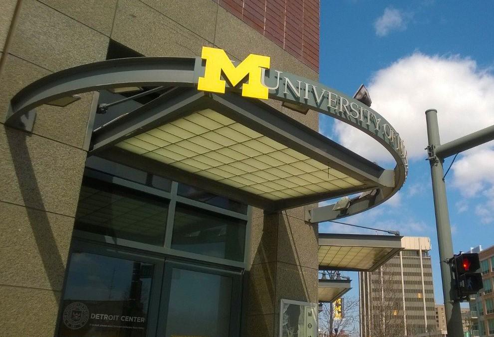 University of Michigan - Detroit Center