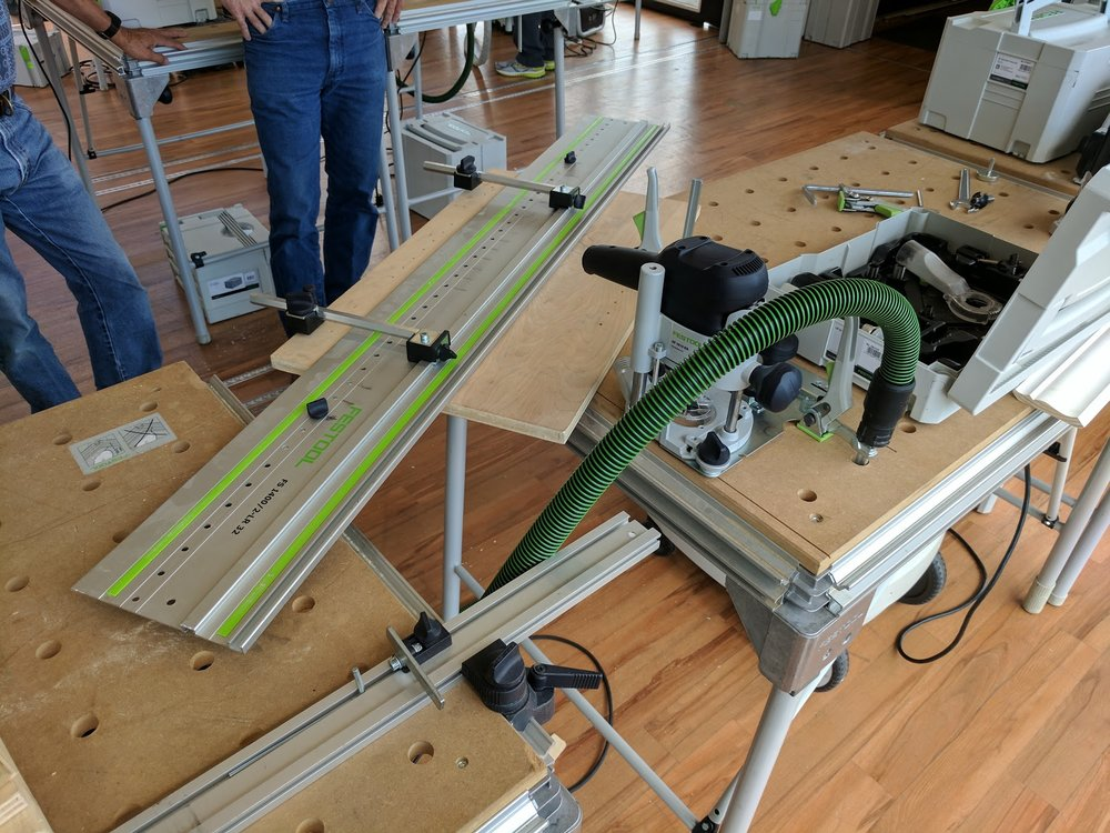 festool track saw ts 55. i bought my first festool tool and love it! the ts 55 has been a game changer for beginner like myself. ripping boards with precision was an issue me. track saw ts