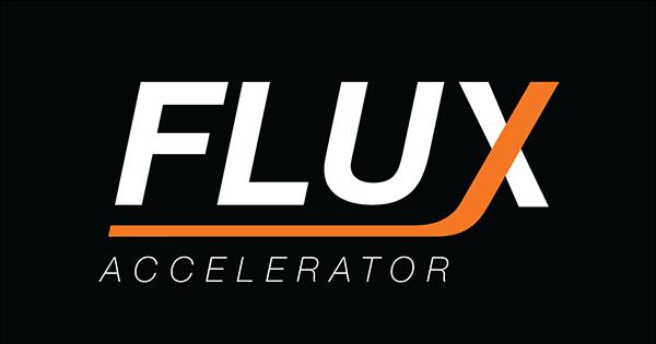 Flux Logo on black