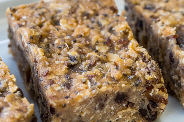 No Bake Workout Bars