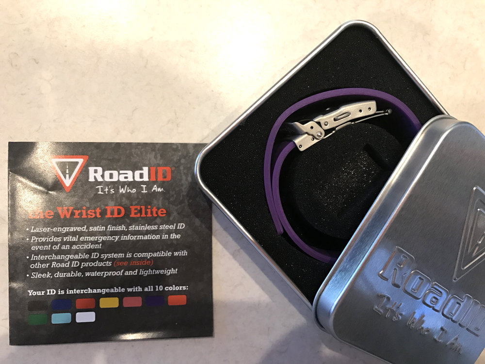 Disclaimer: I received a ROADID Elite to review as part of being a BibRave Pro. Learn more about becoming a BibRave Pro (ambassador), and check out BibRave.com to review find and write race reviews!""