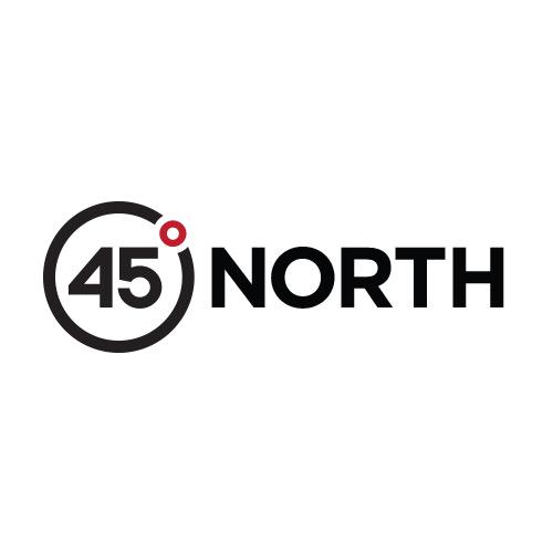 45 North