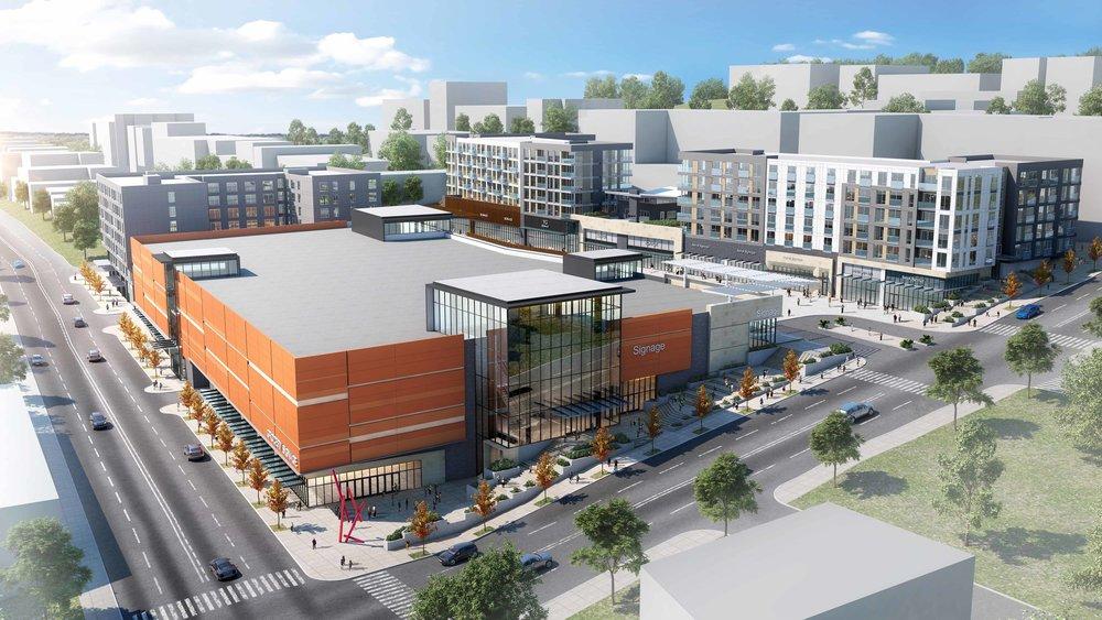 Tacoma Town Center