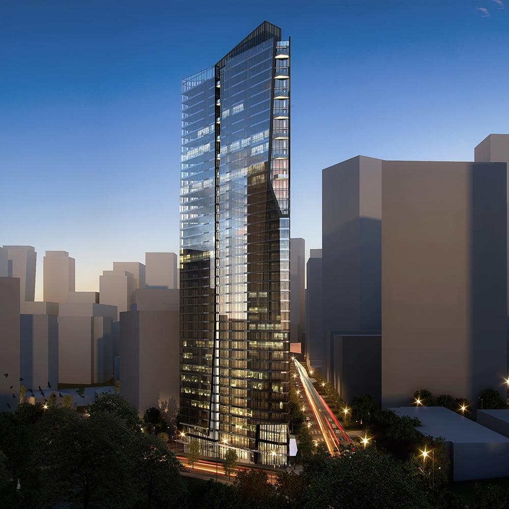 High-Rise & Hotel