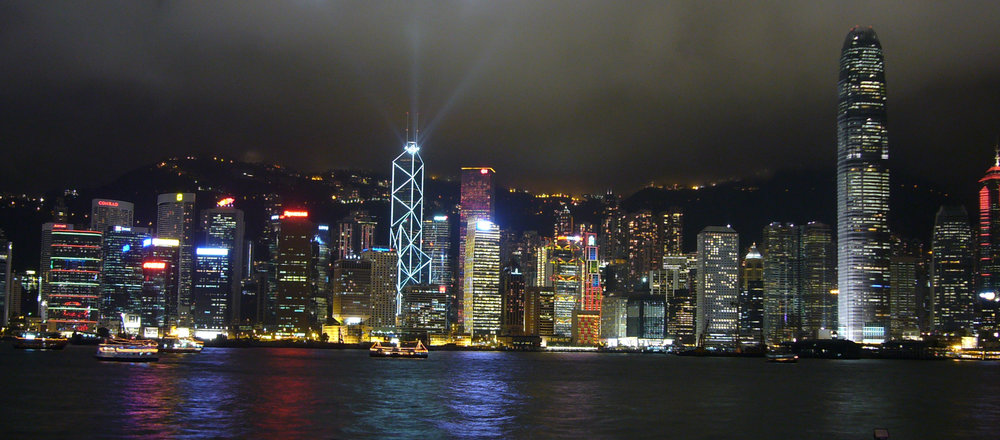 Hong Kong: Present Day