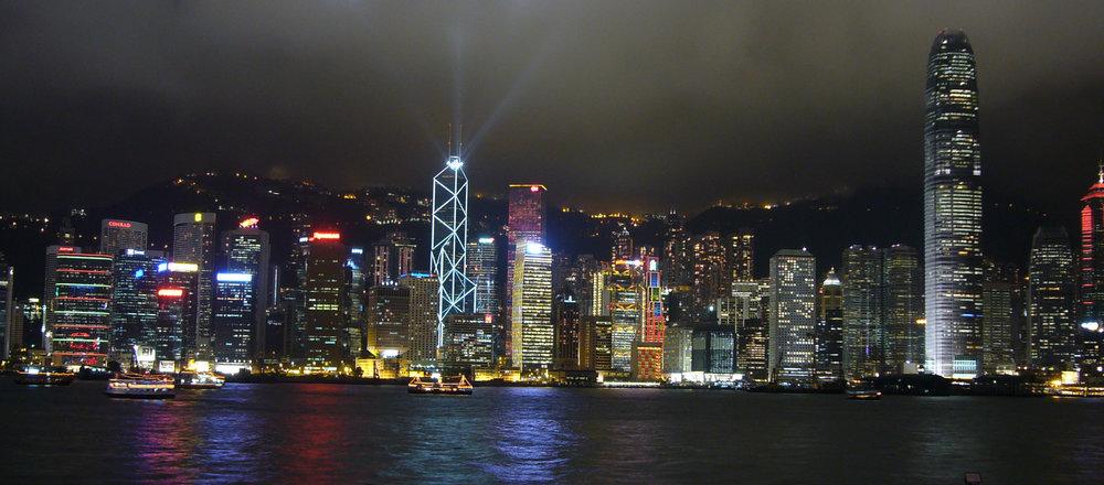 Hong Kong: Present Day