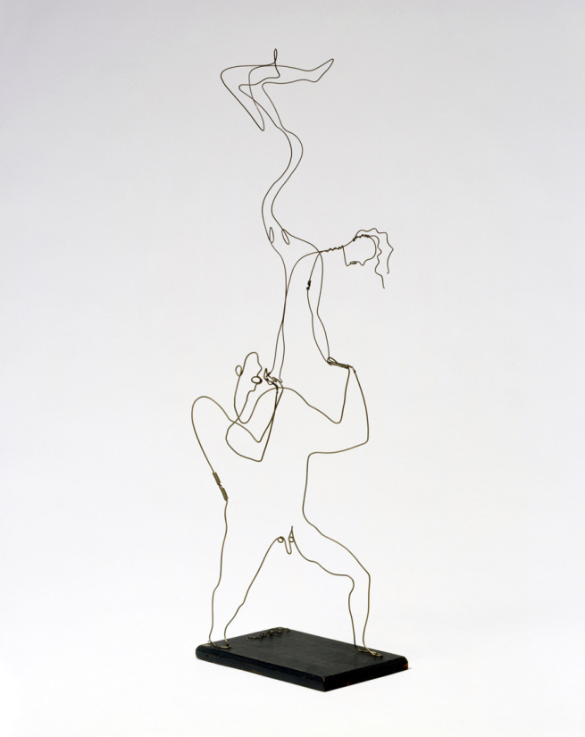 Acrobats c. 1927