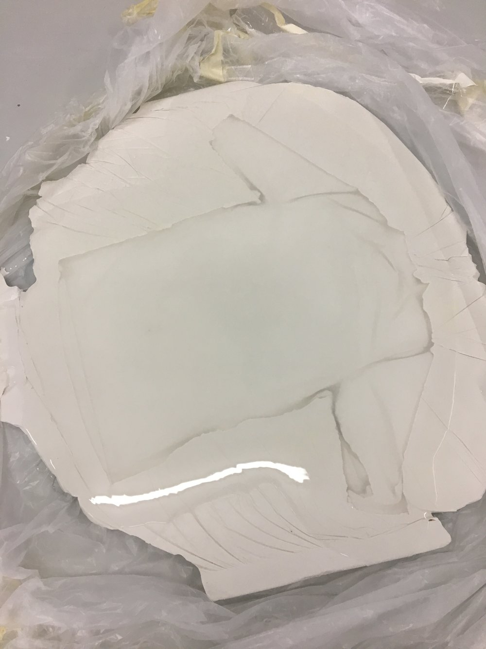 curing silicone