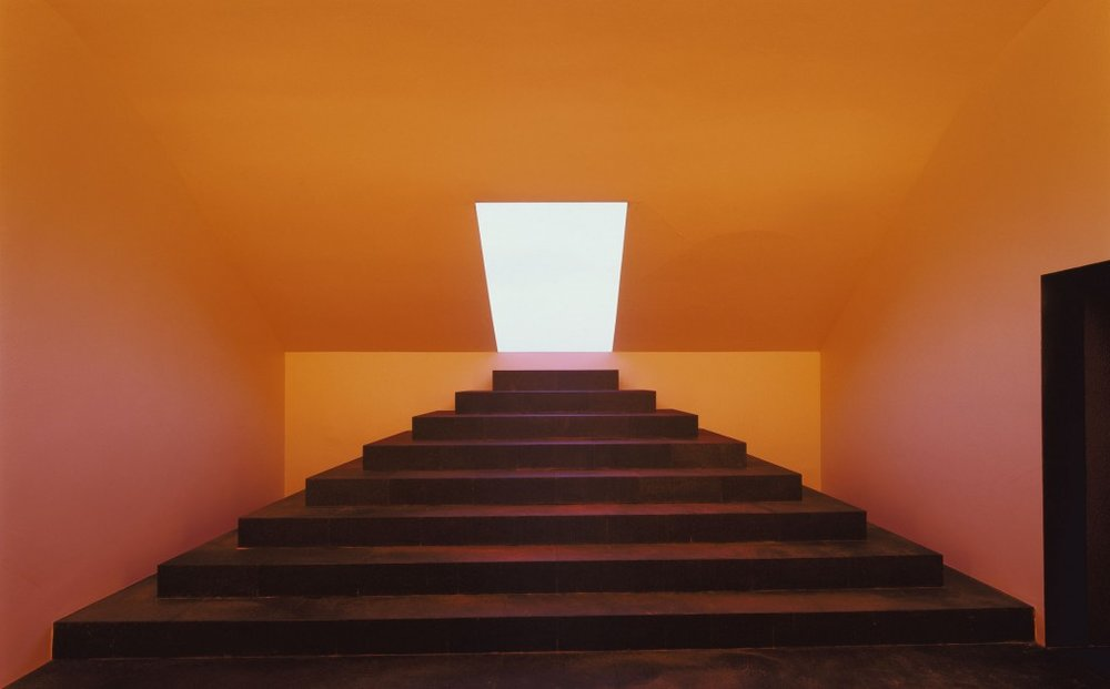 Skyspaces, James Turrell.